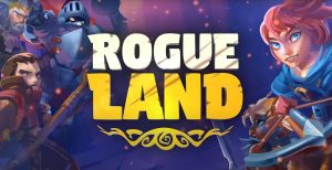 Rogue Land is a simple game play. The rounds must be selected in the order they appear on the map